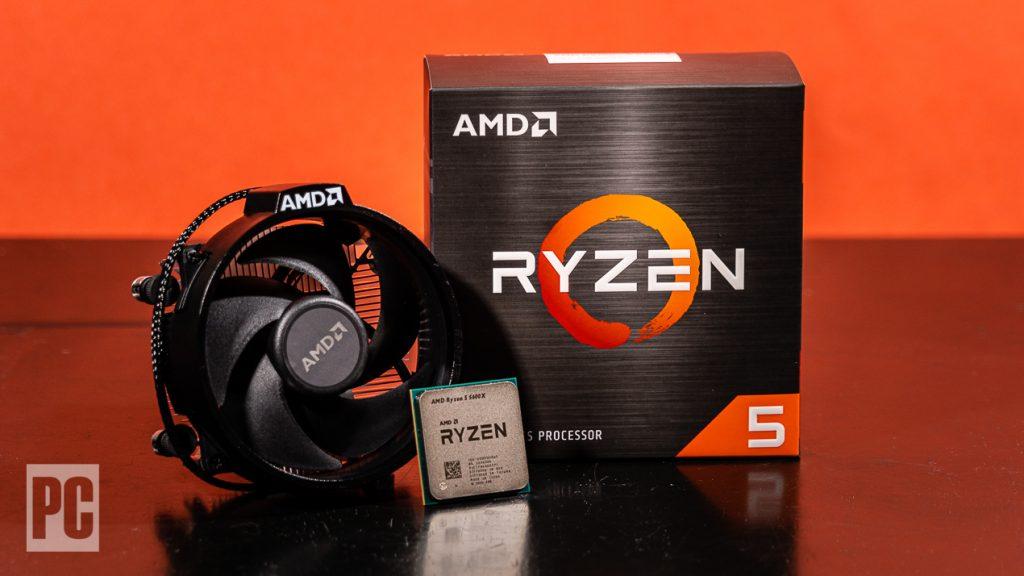 AMD Ryzen 5 5600X - Best CPU for Gaming