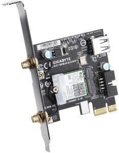 Gigabyte GC-Wbax200 2x2 802.11Ax Dual Band WiFi unit
