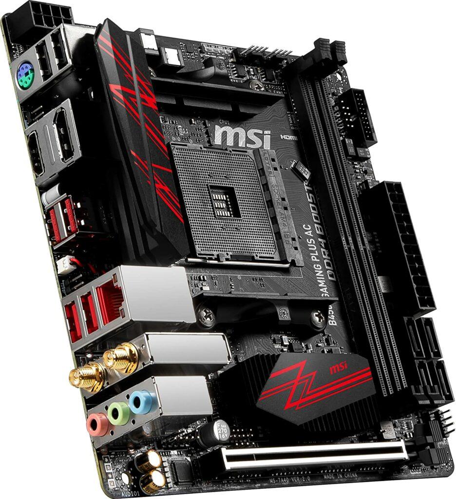 port for processor