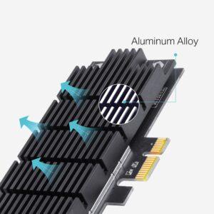 TPLink AC1300 PCIe Wifi Card