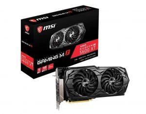 5. AMD Radeon RX 5600 XT