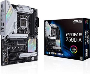 Asus Prime Z390-A Motherboard