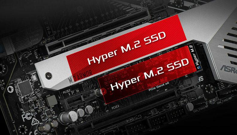 ASRock X570M Pro4 Features