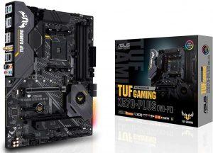 Asus AM4 TUF Gaming X570-Plus Wi-Fi Motherboard