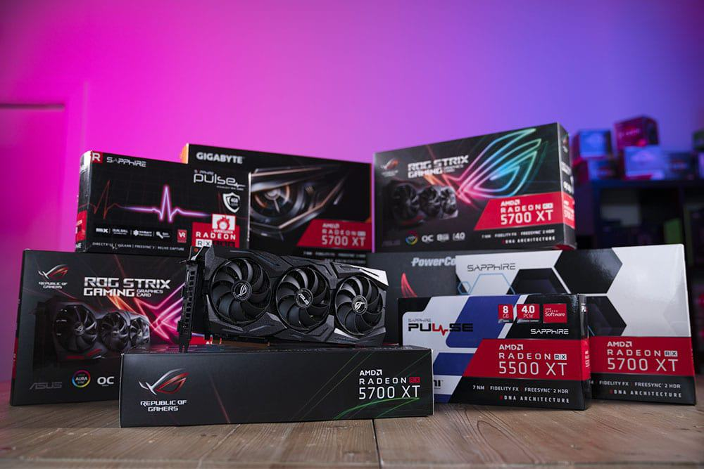 Best AMD Graphics Card: Top 5 AMD GPUs for your Gaming PC