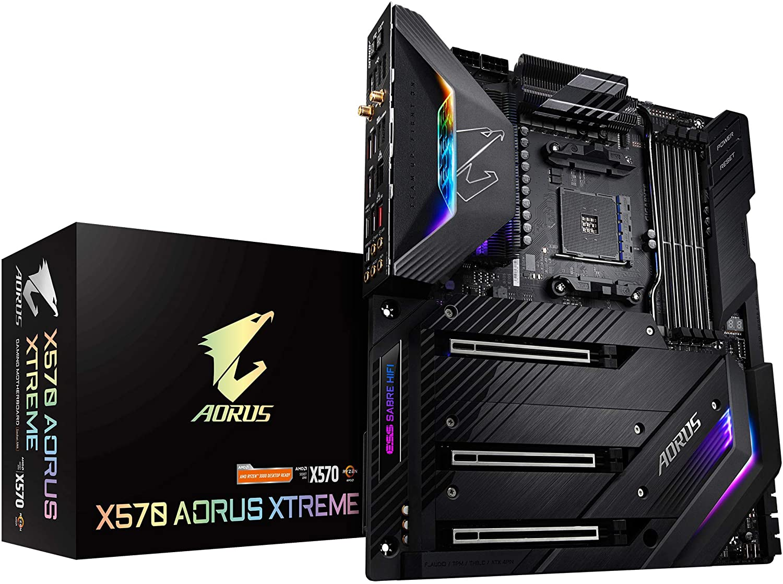 X570 AORUS XTREME Best Motherboard for Ryzen 9 3900x