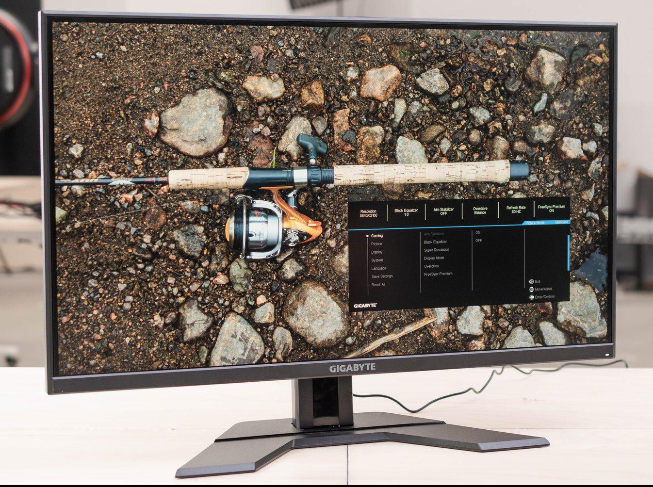 Gigabyte G-27Q - Best 1440p 144Hz Monitors
