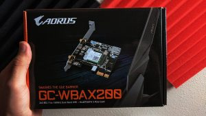 Gigabyte GC-Wbax200