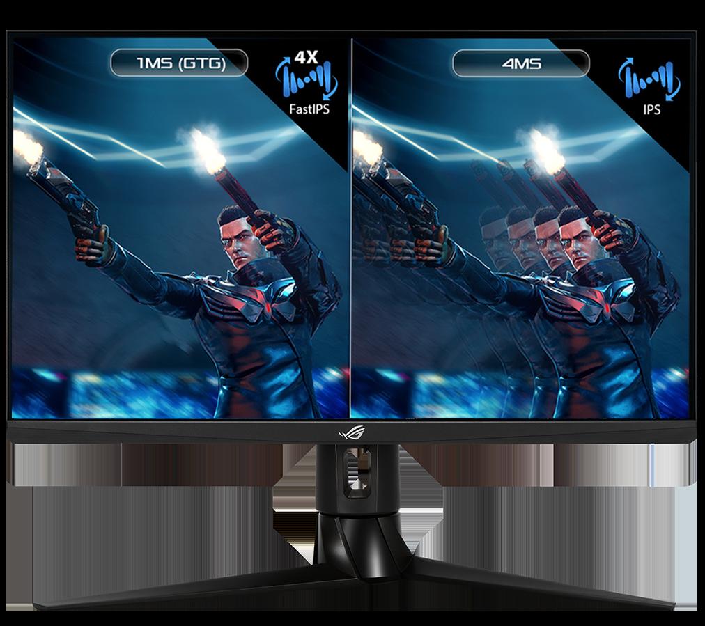 ASUS ROG Strix XG27AQ - Best 1440p 144hz Monitors